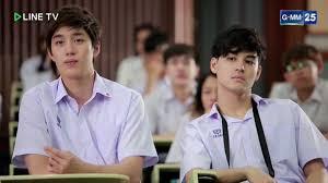 o negative the series aktor thailand nggak kalah ganteng kan foto sanook