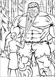 Hulk Color Pages Hulk Coloring Pages On Coloring Hulk Color Pages