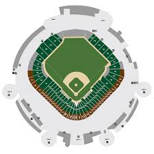 Seating Chart For Tropicana Field St Petersburg Tropicana Field The Home Of The Tampa Bay Rays Tba