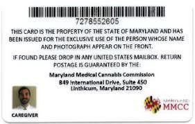 Commission Cannabis Medical Program Maryland Updates