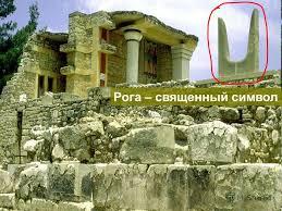 Презентация на тему КОНТРОЛЬНАЯ НЕДЕЛЯ не забудьте сдать тетради  9 Рога священный символ