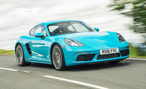2017 Porsche 718 Cayman S First Drive – Review – Car and Driver