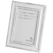 antique white photo frame undefined