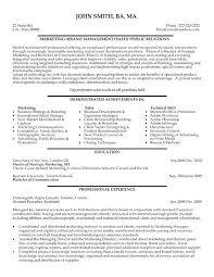 National Account Executive Resume Advertising Account Executive