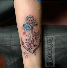 Best 25 Anchor Tattoos Design Idea For Men And Women Tattoos Art Ideas