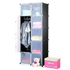 ikea clothes storage magic piece resin composition working clothes storage cabinets magic piece of plastic large