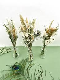 Vente bouquet fleurs séchées - Rennes - Boutique en ligne - Fleuriste