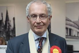 Local elections 2014 Eddy Newman: UKIP councillor thanks staff ...