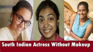10 south indian actress without makeup you