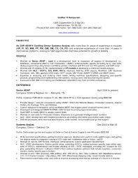 Sap Consultant Resume Template Free For You Sap Bi Consultant Resume