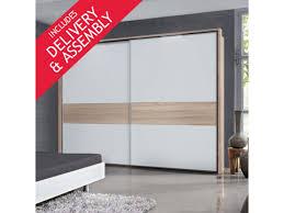 Nolte Mobel Bedroom Furniture Mobel Sonoma 290cm Wardrobe