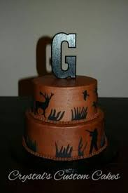 Grooms Cake The Hunt Is Over Chapman Smith Wedding