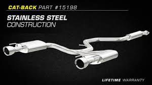 2013 Chevy Malibu L4 2.5 Performance Exhaust System Kit MagnaFlow ...