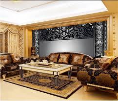 3d Vloer Behang Custom Foto Behang Luxe Zacht Patroon 3d Vloertegels
