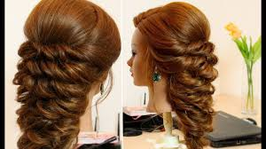 Easy Hairstyle For Long Hair Tutorial