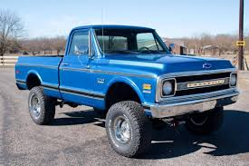 1970 Chevrolet K10 for sale #1919964 - Hemmings Motor News