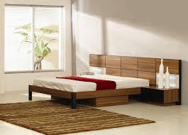 modern platform beds master bedroom furniture italian quality wood high