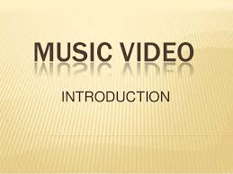 46 free intro sound effects. Music Video Introduction