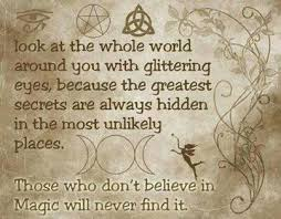 Wiccan Quotes Custom Wiccan Quotes On Life Lets Lets Dig A Little Deeper To Find Out