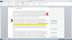 Microsoft Word Text Space Automatically Being Introduced When
