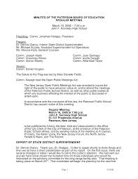 MINUTES OF THE PATERSON BOARD OF EDUCATION REGULAR MEETING March 16, 2005 –  7:00 p.m. John F. Kennedy High School Presiding:
