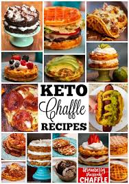 Cook the waffle, checking on it every 5 minutes until it gets crunchy and golden. Keto Chaffle Recipe Popular Recipe Shared By Thousands Of People Already Low Carb Inspirations