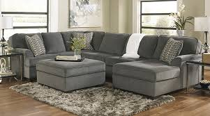 Marvellous Inspiration Ideas Gray Sectional Ashley Furniture