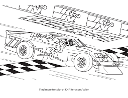 Race Car Coloring Pages To Print Free Printable Cars New 33002550