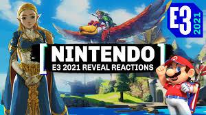 Nintendo Direct E3 2021 Watch Along With Game Informer - Game Informer