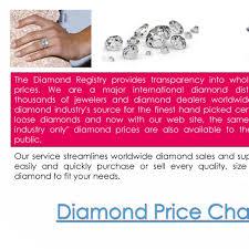 Diamond Price Chart Pdf Docdroid