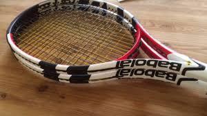 Best tennis racquet for beginner to intermediate players. What Is A Pro Stock Tennis Racquet Tennisnerd Net