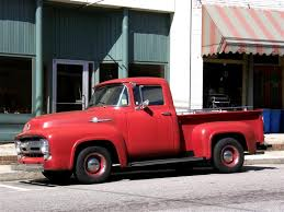 1953-1956 Ford Pickup