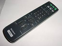 sony tv remote control. sony rm-y165 tv remote control for kv series systems sony tv