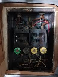please help! i'm having a hard time with this old fuse box! old fuse box at Old Fuse Box