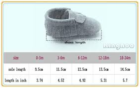 Freshly Picked Moccasins Size Chart 2019 2016 New Design Feather Mocckinghooshoes High Quality Baby Moccasins Kids Moccs Baby Shoes Sandals Fringe Shoes 2016 New Designed Bow Moccs From