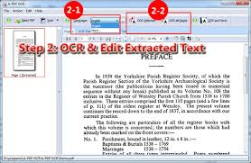 Can I Scan Paper Document And Extract Text From It With A Pdf Ocr