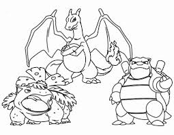 charizard coloring page lenito pages free printable