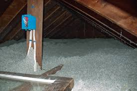 blown in cellulose insulation. Perfect Blown Enter Image Description Here  Insulation Attic In Blown Cellulose Insulation O