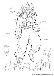 z coloring pages free for kids dragon ball z cell coloring pages home improvement dragon ball