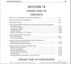 detroit diesel 92 series service manual auto repair manual forum