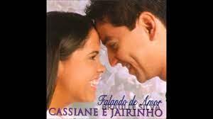 FORÇA DO AMOR - Cassiane & Jairinho - Letras Web