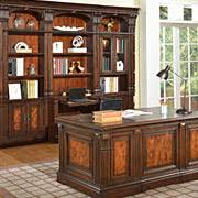 Parker House Furniture TV Stands Bookcases and More