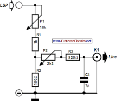 2013 circuit diagram crossover for subwoofer