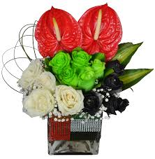National Floral Design Day Uae National Day Bouquet Order The Best Flowers Online In