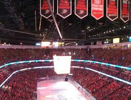 Honda Center Section 402 Seat Views Seatgeek Intended For