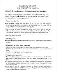 Apa Research Proposal Sample Apa Research Proposal Template Skincense Co