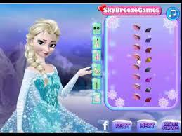 play free game frozen elsa makeup 2016 2016