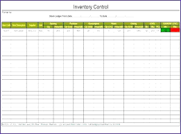 Inventory Spreadsheet Equipment Template Check Out Sheet