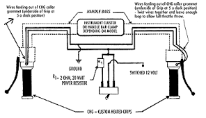 product report Hot Grips Wiring Diagram as reported in a previous edition of wing world, kimpex makes a product known as grip heaters as opposed to the other products tested here, hot grips wiring diagram resistor