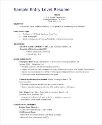 Resume Examples Pdf Entry Level Sales Resume Sample Sales associate Resume 100 Examples In Pdf 71